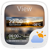 View GO Weather Widget Theme