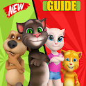 Guide For My Talking Tom Friends Update icon