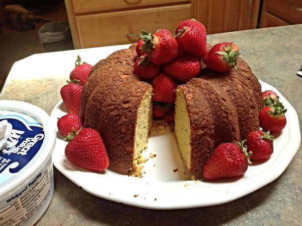 Chia Seed Low Carb Pound Cake