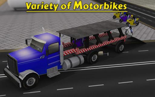 玩免費模擬APP|下載モト輸送ビッグトラック app不用錢|硬是要APP