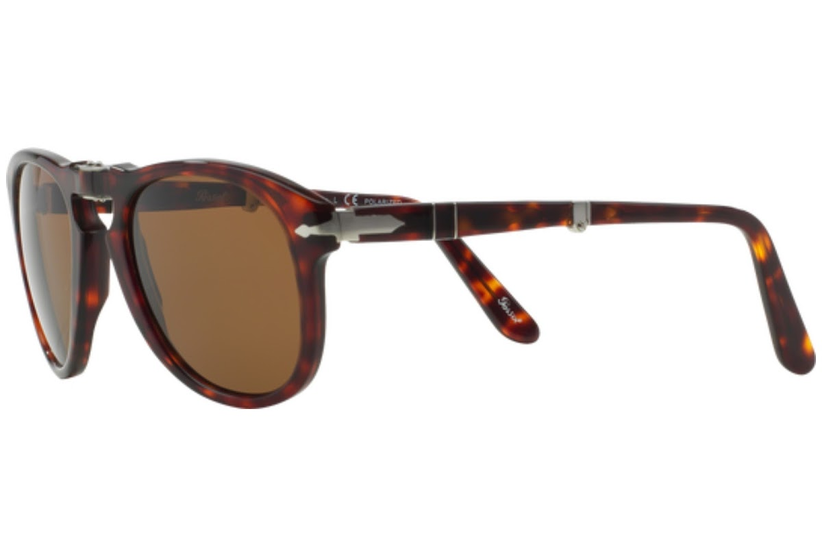 7bab9f5b949 Polarized Sunglasses Persol Folding PO0714 C54 24 57
