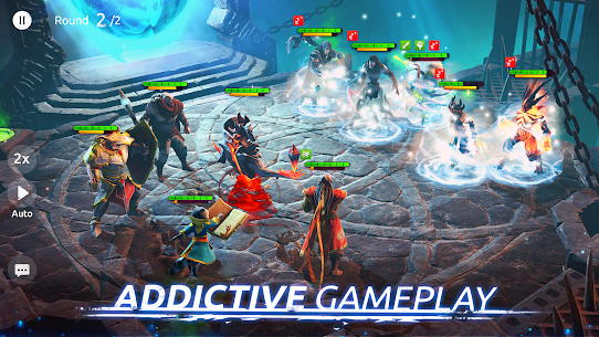 Age of Magic MOD Apk (Always Win/Instant Kill) 5