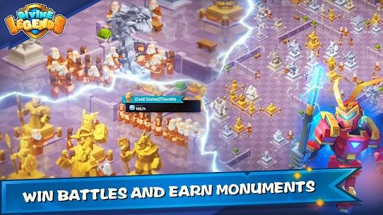 Divine Legends MOD Unlimited Gold 5