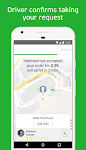 screenshot of inDriver — Better than a taxi