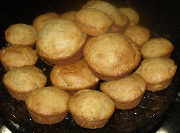 Quick Coconut Muffins Recipe