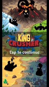 King Crusher – a Roguelike Game Mod 1.0.7 Apk [Unlimited Money] 1
