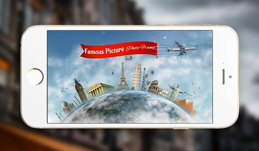 Famous Picture Photo Frame - náhled