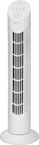 Fläkttorn Oscillerande 3 hastigheter med Timer