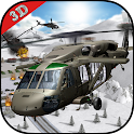 Stealth Helicopter War 2016 icon