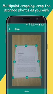 Camera Scanner:PDF creator Pro Screenshot