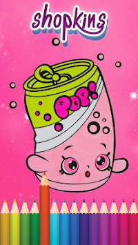 Download Buku Mewarnai Untuk Shopkins Oleh Aricitygames Apk Latest