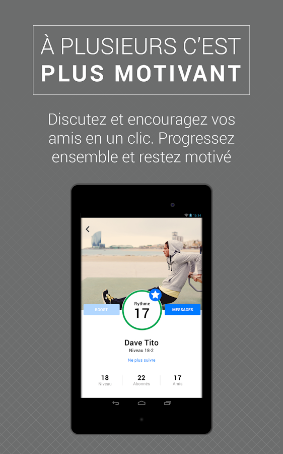 fizzup coach sportif en ligne  u2013 applications android sur