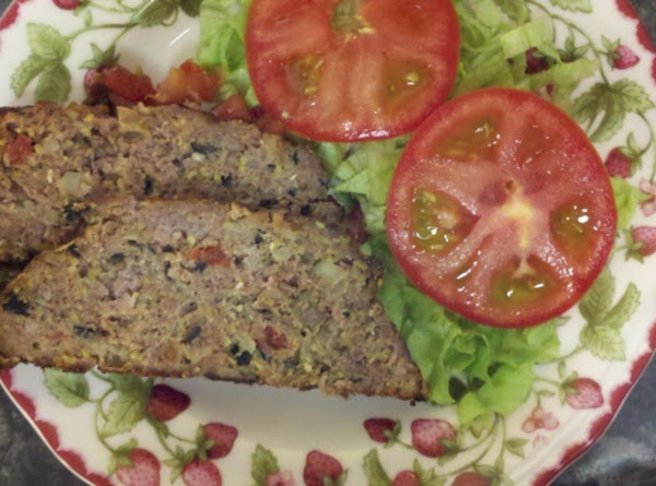 Mexican Meatloaf By Susan Recipe