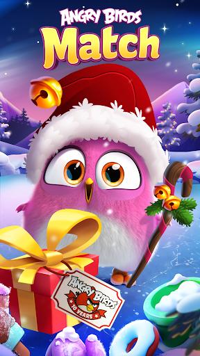 Angry Birds Match 3 screenshot 8