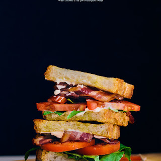 """BLT"" aka Super Sandwich"
