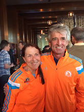 Photo: With Frank Shorter