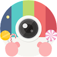 Candy Camera - Photo Editor icon