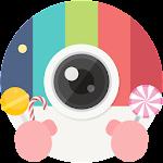 Candy Camera - Photo Editor Icon