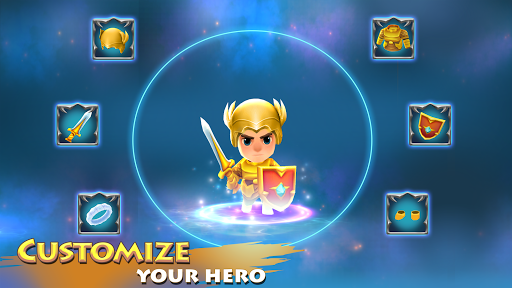 Code Triche Beast Quest Utimate Heroes APK MOD screenshots 3