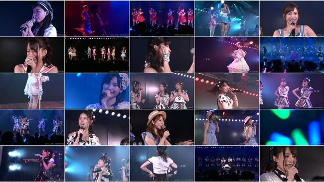 190905 (720p) AKB48 岩立チームB「シアターの女神」公演 佐々木優佳里 生誕祭