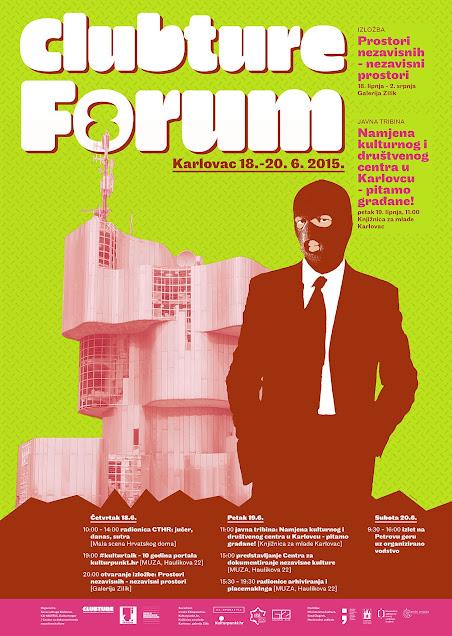 clubture forum karlovac