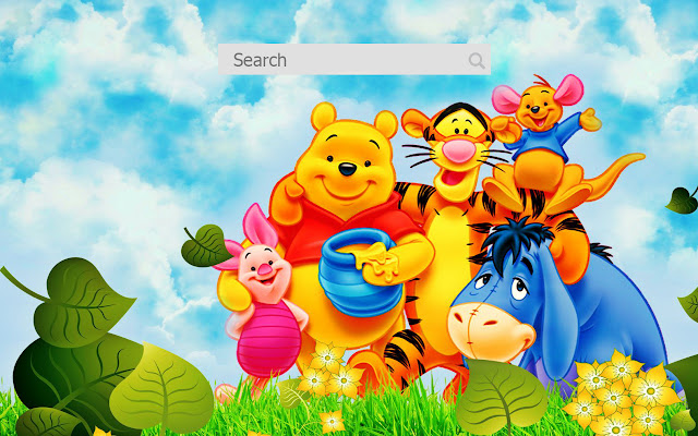 Wallpapers Winnie the Pooh