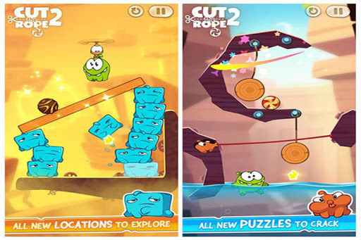 Guide for Cut the Rope 2