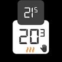 Netatmo energy widget icon