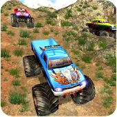 4x4 Monster Truck Racing - Offroad  Rally Driver
