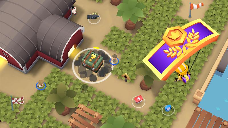 Battlelands Royale Screenshot 0