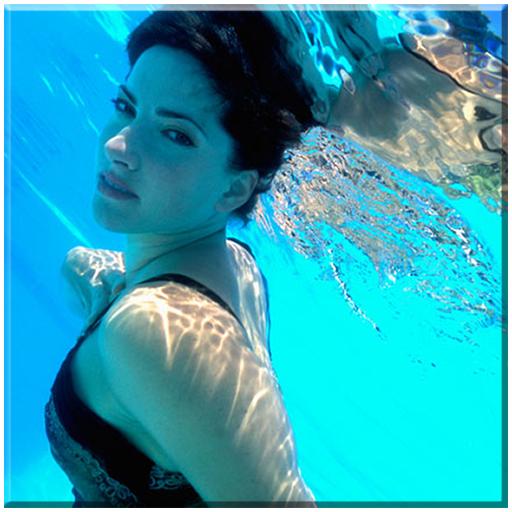 My Photo Under Water World LWP