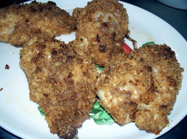 Crispy Oven Chicken Recipe