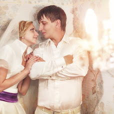 Wedding photographer Vladimir Pereverzev (Piton). Photo of 11.09.2014