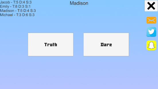 Truth or Dare Adults - náhled