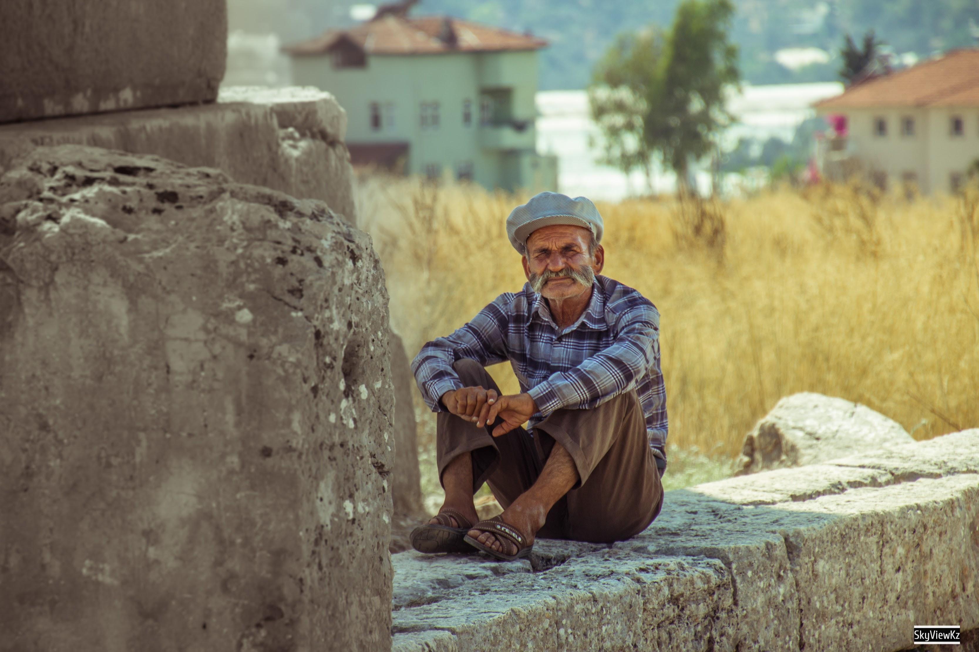 Турецкий мужчина