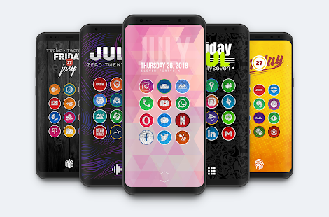 Pyro - Icon Pack Screenshot