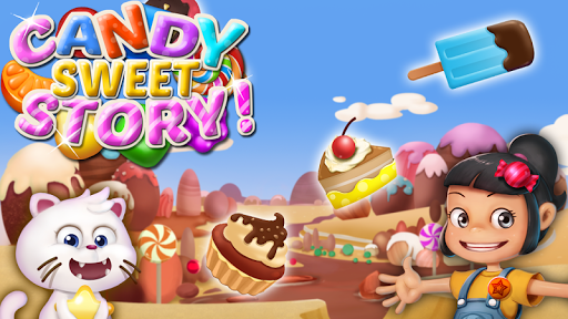 Candy Sweet Story: Candy Match 3 Puzzle 72 screenshots 7