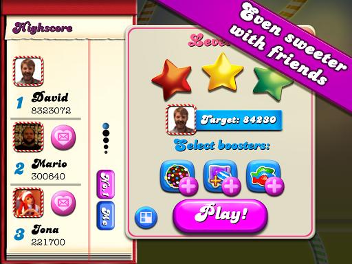 Candy Crush screenshot 3