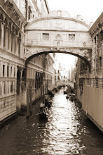 Photo: The Bridge of Sighs - The last view that convicts saw before their imprisonment.
