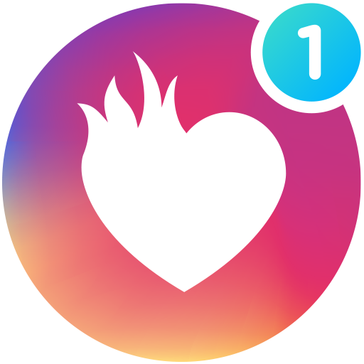 Waplog - Free Dating app - Meet & Live Video Chat Icon