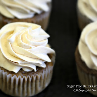 Sugar Free Butter Cream Icing.
