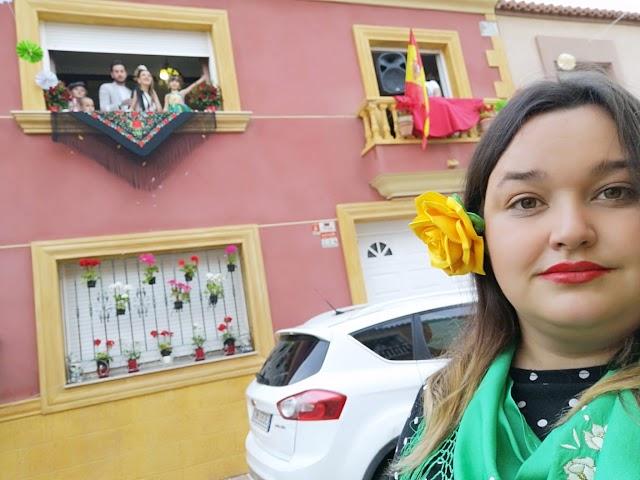 Trini Cara Vargas, inicia la idea de San Marcos en los balcones