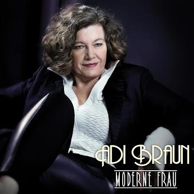 Adi Braun, the Moderne Frau