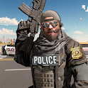 Police Simulator Gangster Revenge- Crime Games icon