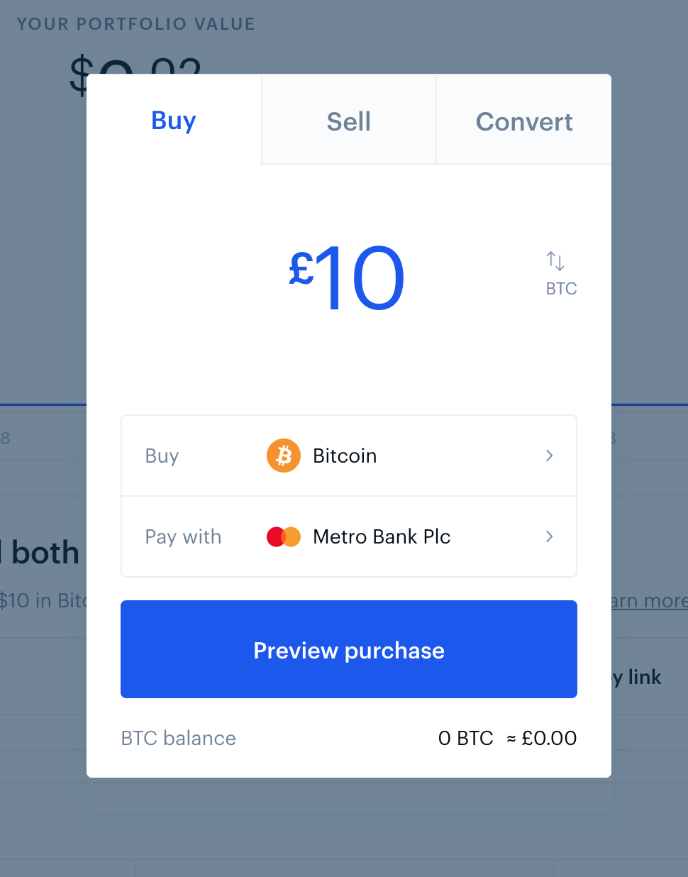 Step-by-step instructions make it easy to learn how to buy cryptocurrency.
