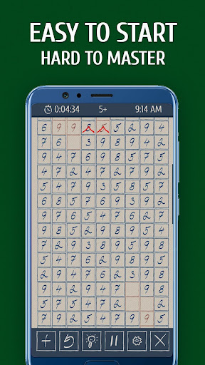 Take Ten: Puzzle with numbers. Pairs of digits apkpoly screenshots 4