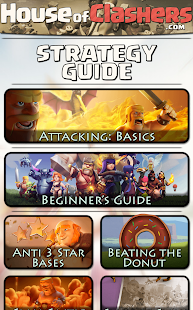App Guide for Clash of Clans CoC APK for Windows Phone