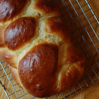 Braided Challah Bread Recipe