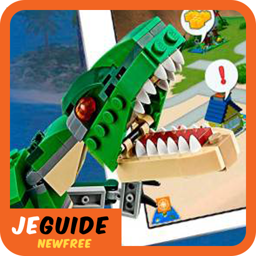 JEGUIDE LEGO Creator Islands (app)