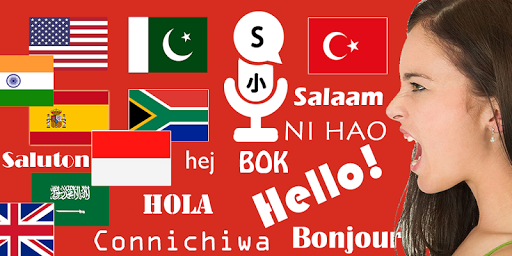 Speak and Translate All Languages Voice Translator screenshot 1